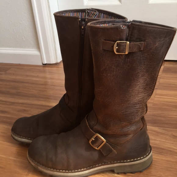 Merrell Shoes | Leather Boots With